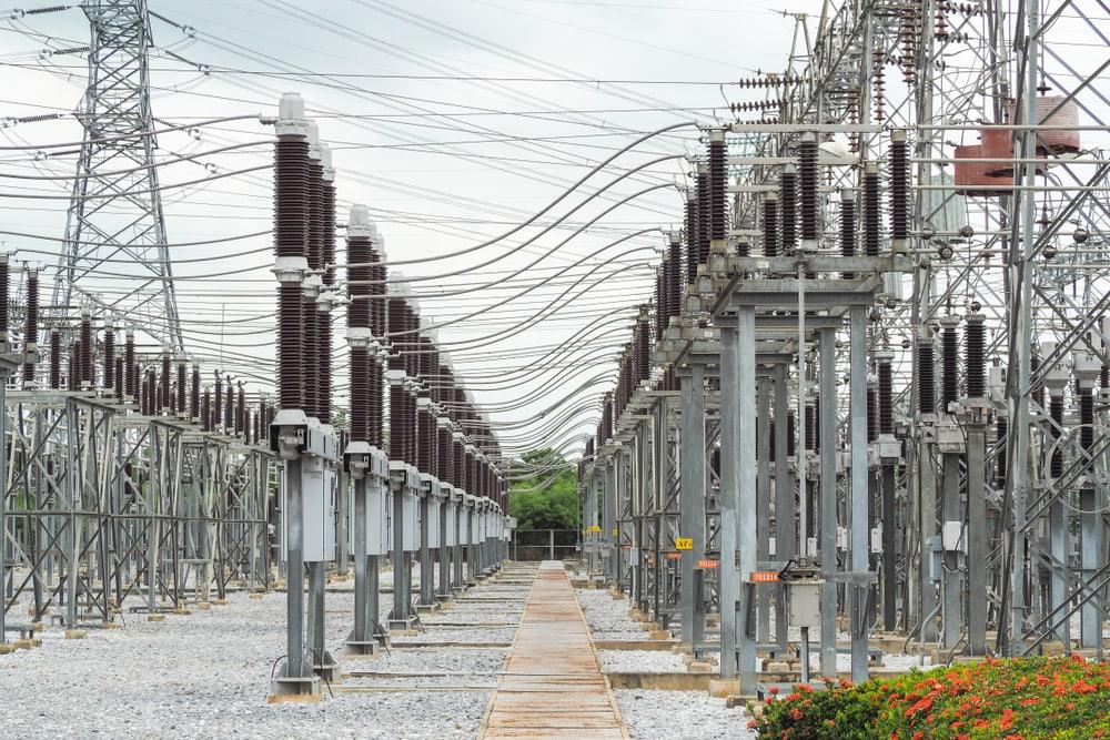 power transmission corridors