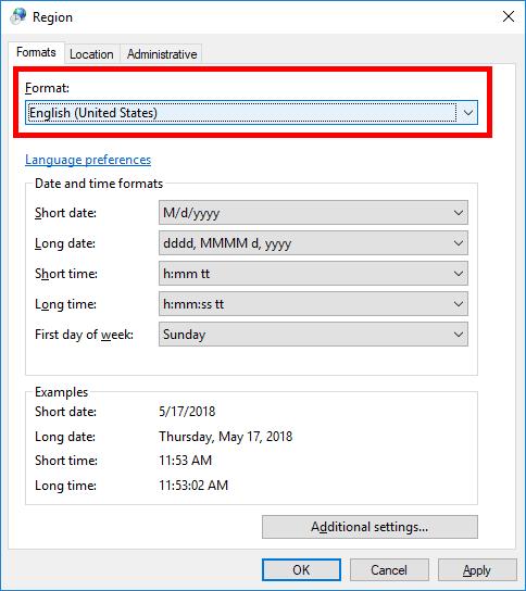 Windows 10 April 2018 Update (Version 1803) TopoDOT Hotfix